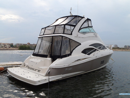 cruiser yachts 447 sedan bridge  2007