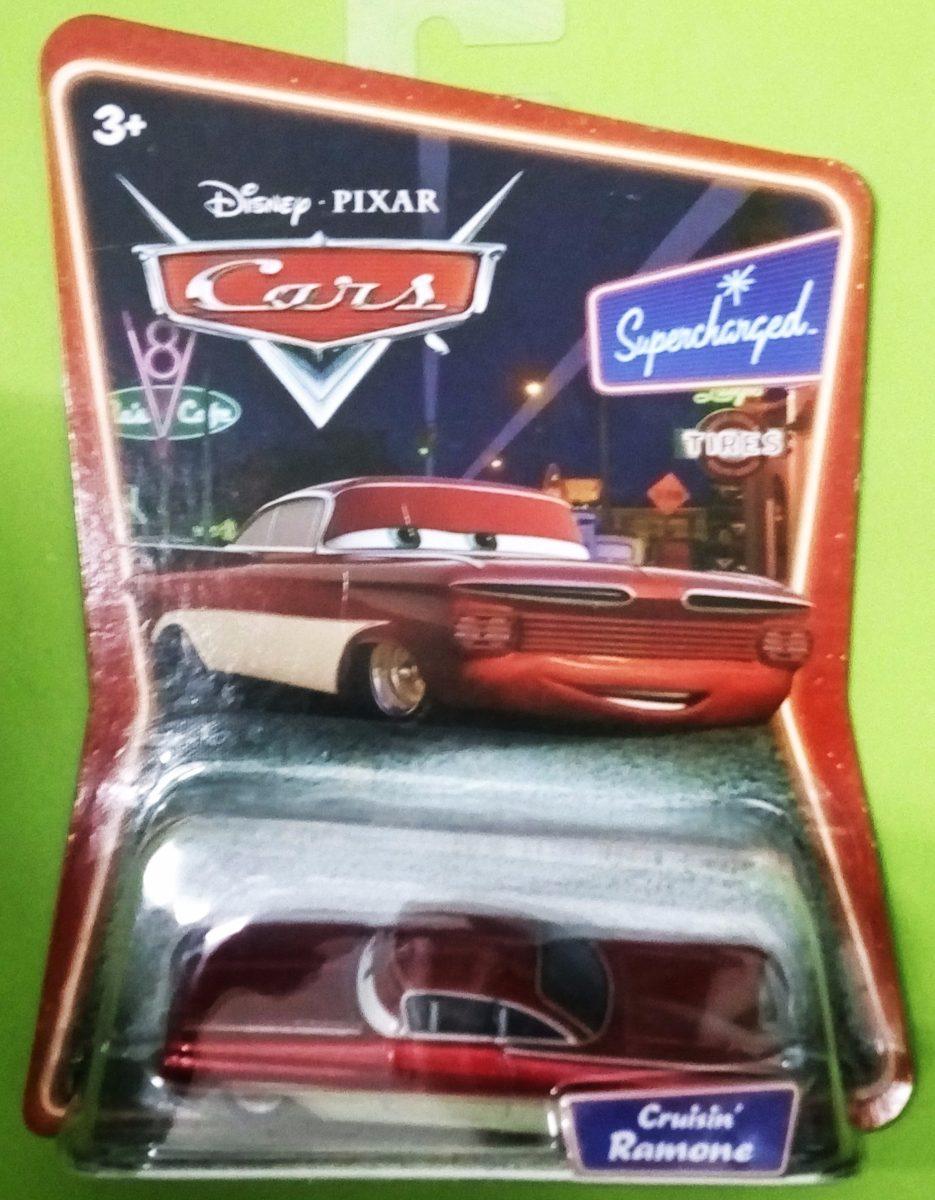 Cruisin 39 ramone juguete cars disney pixar supercharged - Juguetes cars disney ...