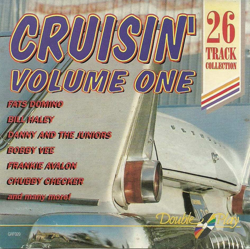 cruisin' volume one - importado - fats domino bill haley