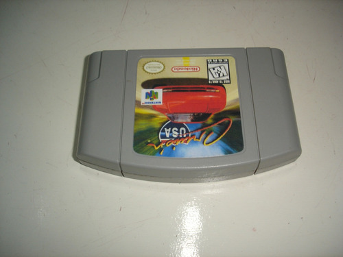 cruis'n usa nintendo 64 n64