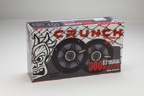 crunch cs65cxs amplio rango de 3 vías de montaje superfici