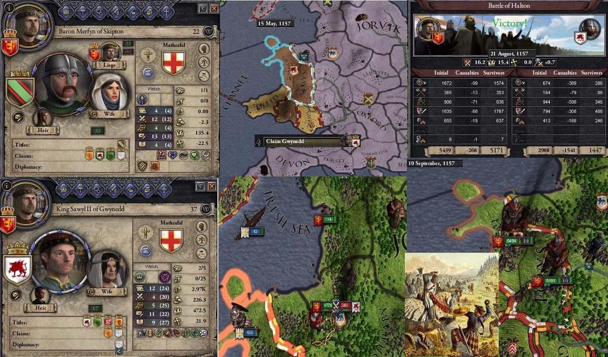 Crusader Kings 2 Dlc Collection Steam Key Original