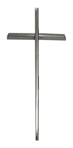 cruz americana para cementerio, 50cm. para lapida, nicho.