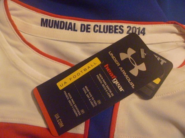 Cruz Azul Mundial De Club Talla M Jersey Under Armur Playera ... 3d49969c5ebaf