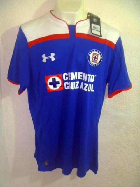 06dcbe3f6aa7f Cruz Azul Mundial De Clubs Talla L Jersey Nuevo Playera -   600.00 ...