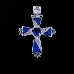 3397593c6186 Cruz De Opalo Dije Cruces - Dijes y Medallas en Mercado Libre México