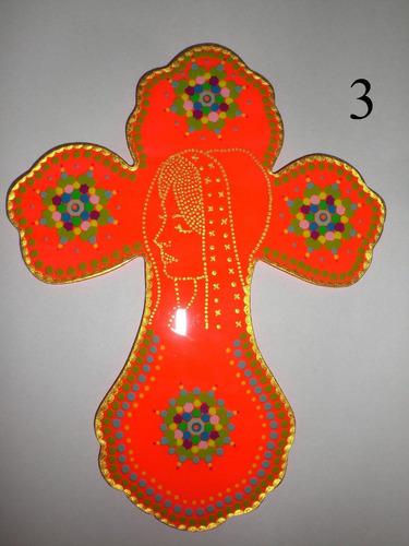 cruz decorada variados modelos