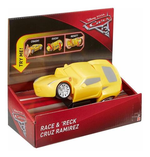 cruz ramirez - carros 3 - batida mattel - bonellihq l18 cr3