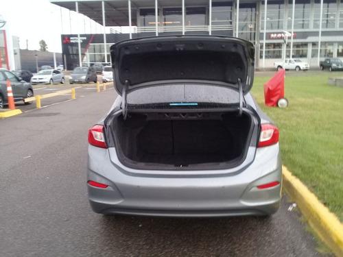 cruze 1.4 lt 4p 2018 c/ 27800 kms car one - ez