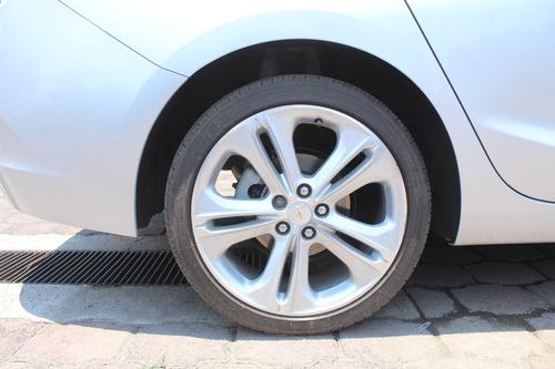 cruze 1.4 premier aut plata 2017