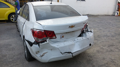 cruze 2012 accidentado ...yonkes