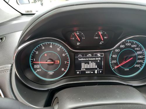 cruze lt 1.4 flex turbo 2017 apenas 19 mil km