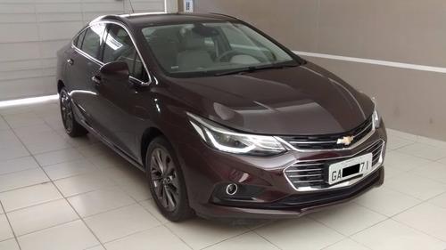 cruze ltz il 1.4 turbo sedan 2017 - aceito troca