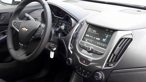 cruze premier lt manual 4p sedan