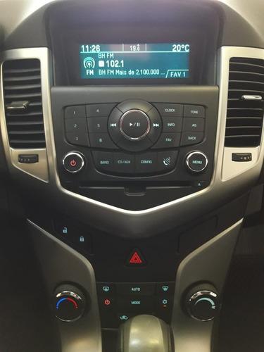 cruze sedan 1.8 lt automático