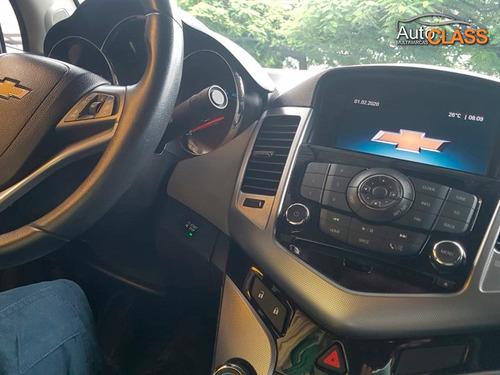 cruze sedan 1.8 ltz automático flex 12/12 preto