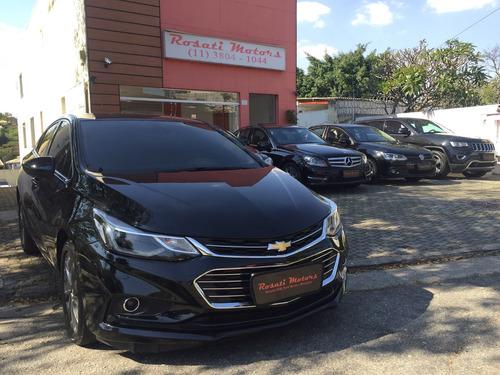 cruze sedan 18/18 1.4 turbo okm por r$ 84.899,99 modelo novo
