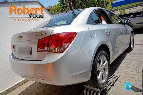 cruze sedan lt 1.8 flex automático ano 2013