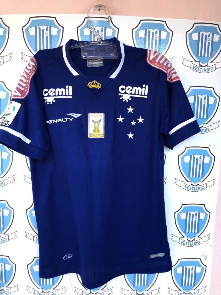 Cruzeiro 2014 Penalty Usada Na Libertadores Por Henrique  8 - R  239 ... 5eca91d545fb4