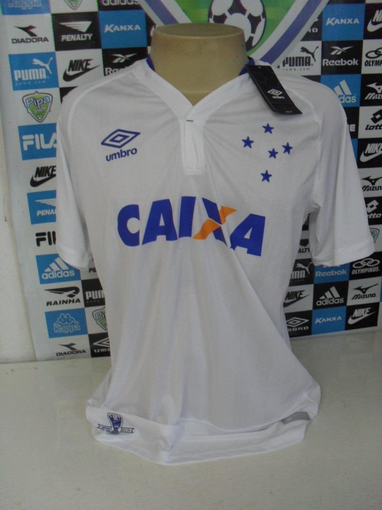 Cruzeiro Masc. Nº33 Igor Tam. Gg 58x75 Original Umbro Nova - R  189 ... a4485d483941a