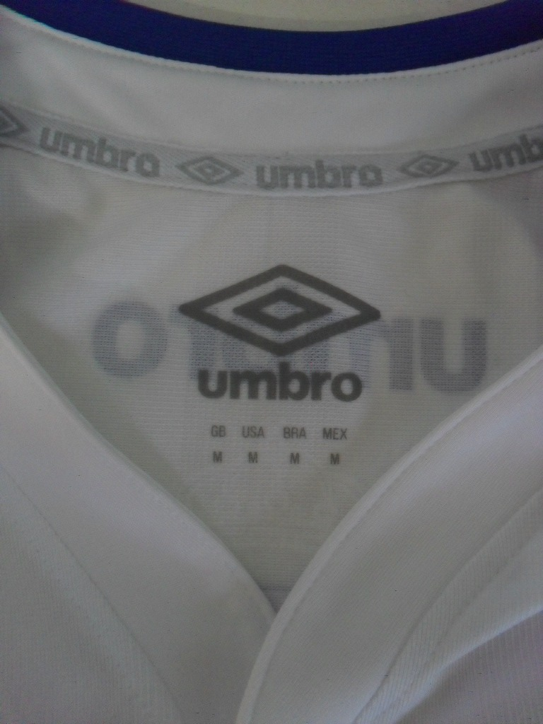 Cruzeiro Masculina Nº61 Tam. M 50x72 Original Umbro Nova - R  189 0f00fdaf5c0e7