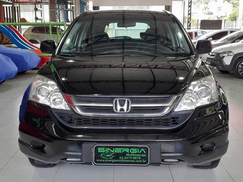 crv 2.0 lx 4x2 16v gasolina 4p automático