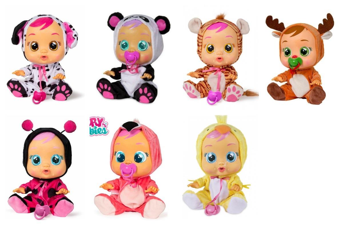 Cry Babies Bebe Lloron Nuevos Modelos Sipi Shop - $ 3.160,00 en ...