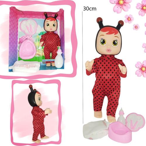 cry babies bebe muñeca sonidos  niñas jugueteria juguetes