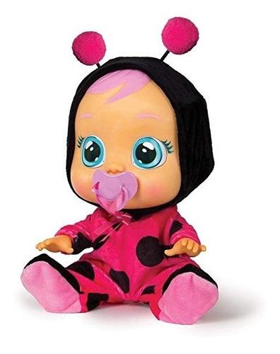 cry babies bebes llorones -  mariquita