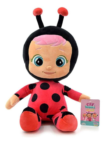 cry babies bebes llorones peluche 40 cm phi phi toys