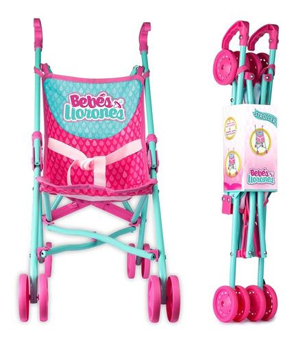 cry babies cochecito muñeca bebe coche toy cod 95940 bigshop