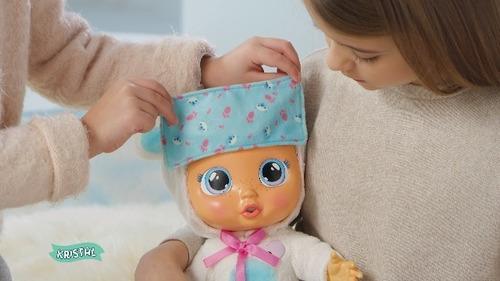 cry babies cristal se pone enferma y se siente mejor