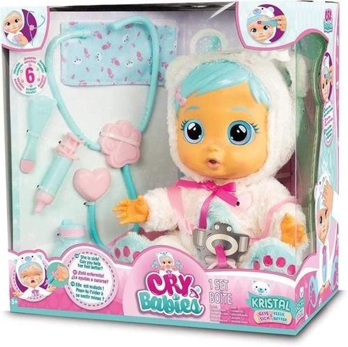 cry babies kristal bebe lloron lagrima reales muñeca llorona