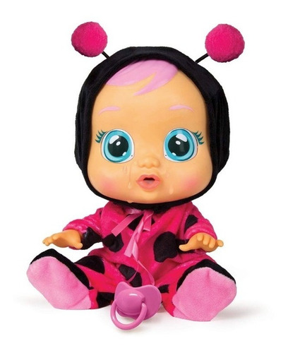 cry babies ladybug original envio inmediato