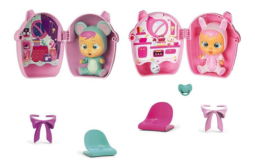 cry babies magic tears mini muñeca sorpresa serie 1 original