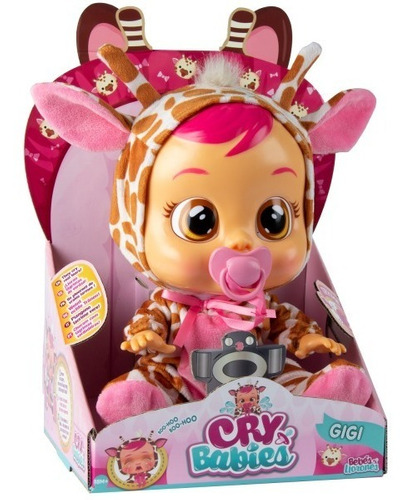 cry babies originales boing toys spin master