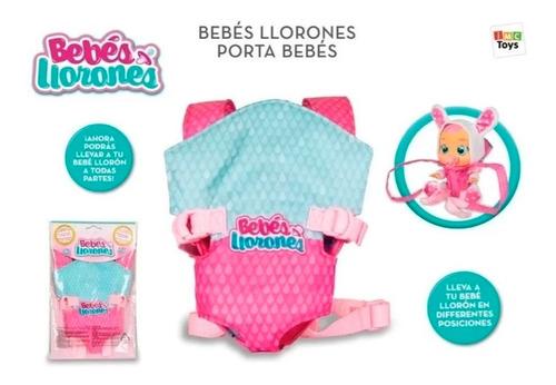 cry babies porta bebes original bebes llorones