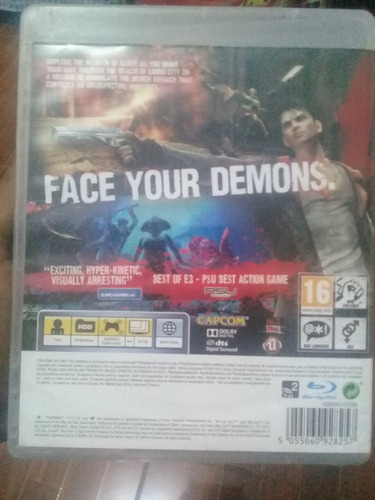 cry juego ps3 devil may