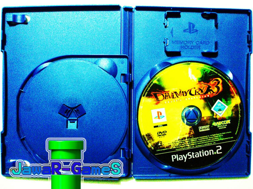 cry ps2 devil may