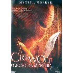 cry-wolf o jogo da mentira - dvd original -imperdível!