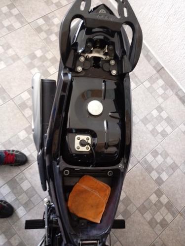 crypton ed part elétrica e freio a disco 3.580km rodados