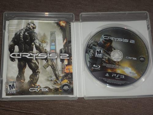 crysis 2 ( jogo original playstation 3 )