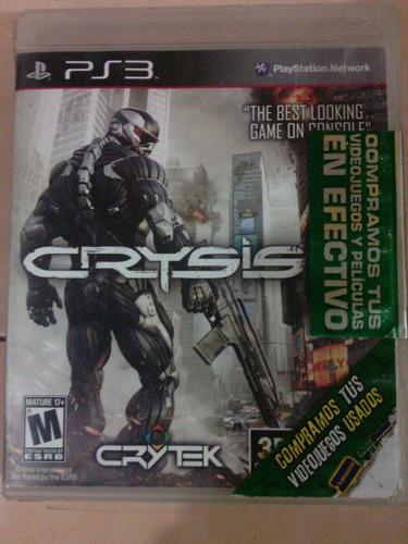 crysis - ps3 - game freaks