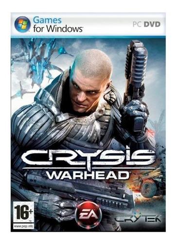 crysis warhead juego pc original fisico dvd box