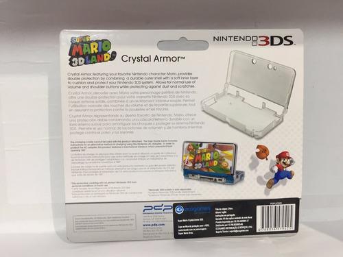 crystal armor nintendo 3ds mario
