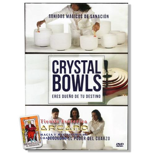 crystal bowls - concierto musical terapeutico
