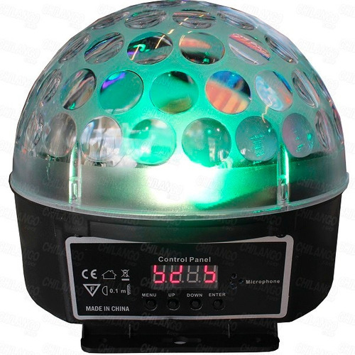 crystal magic ball dmx antrolite al r dmx