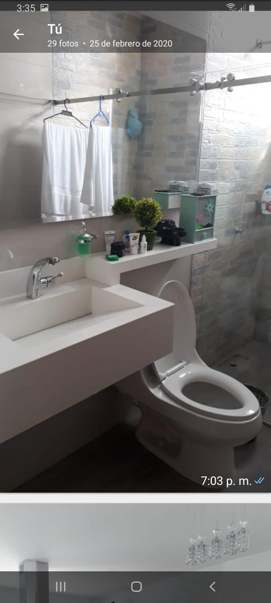 cse vende  casa nueba 4 habitaciones todas con baño privado