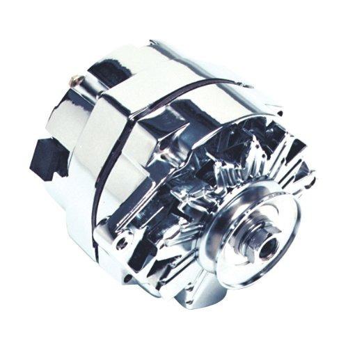 csi 66445-8 alternador de un solo cable cromado de 80 amperi