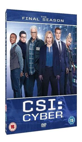 csi cyber - serie completa - dvd